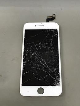 iPhone6Sの画面割れ修理を承りました
