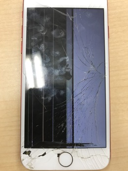 iPhone7 フロントパネル交換!