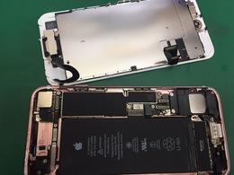 iPhone7 ガラス・液晶交換修理はじめました!@柏店