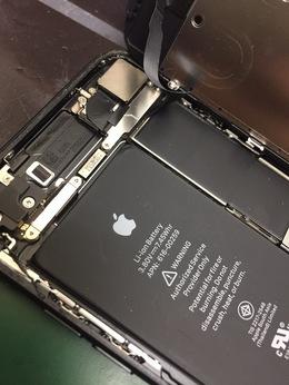 iPhone7 アウトカメラが写らない!