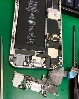 iPhone6s 充電ができない!