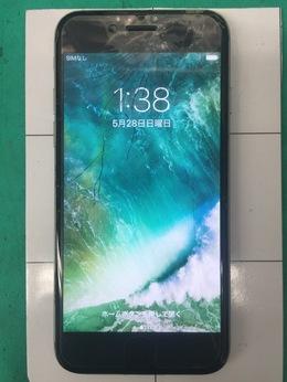 杉並区よりご来店 iPhone6フロントパネル修理