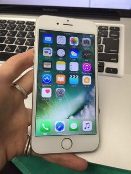 目黒区よりご来店iPhone6sフロントパネル&アウトカメラ修理
