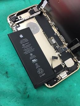 iPhone7 バッテリーの減りが早い