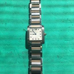 動かなくなった腕時計の修理_板橋区よりご来店