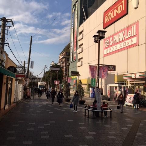 府中本町店への行き方1