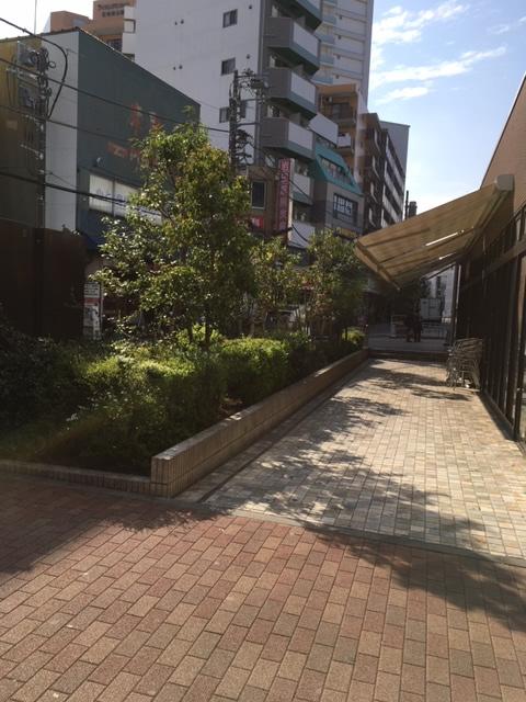 石神井公園店への行き方1