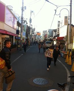 秋津店への行き方2