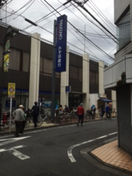ひばりヶ丘北口店への行き方2