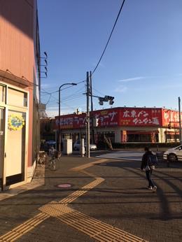 東大和玉川上水店への行き方1