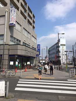 日野豊田店への行き方2