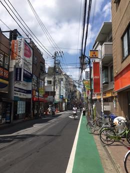 上石神井店への行き方2