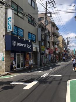 上石神井店への行き方3