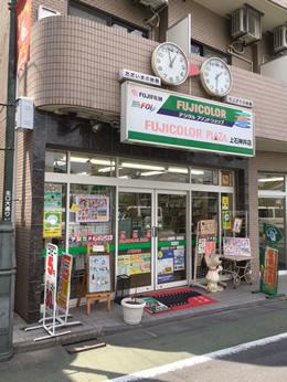 上石神井店への行き方4
