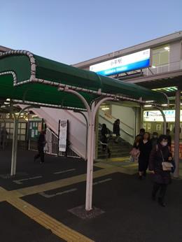 小平店への行き方1