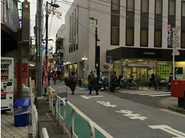 経堂店への行き方2