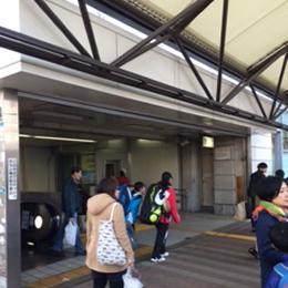 荻窪タウンセブン店への行き方1