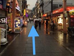 大山店への行き方3