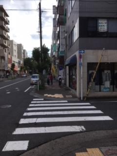 久米川南口店への行き方3
