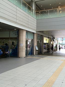 成城学園前店への行き方1