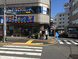 田端店への行き方2