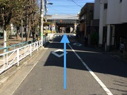 田端店への行き方3