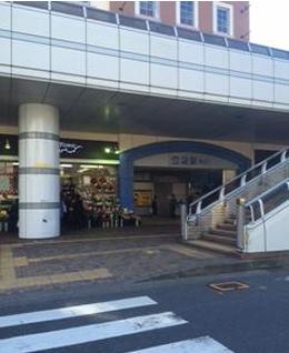 田無北口店への行き方1