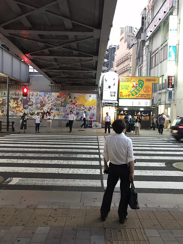 高田馬場店への行き方2