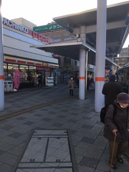 朝霞店への行き方3