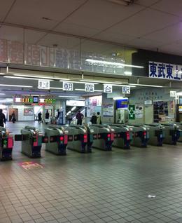 朝霞台店への行き方1