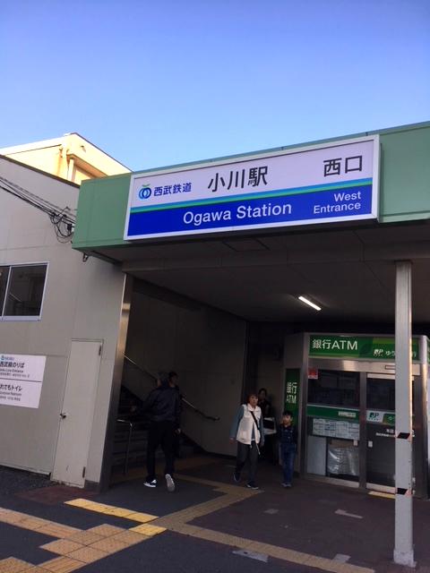 小川店への行き方1