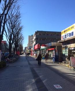ふじみ野店への行き方2