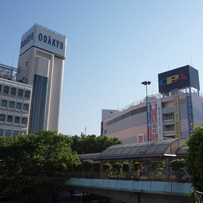藤沢店への行き方1