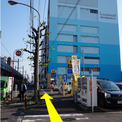 藤沢店への行き方5