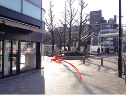 原宿・表参道店への行き方2