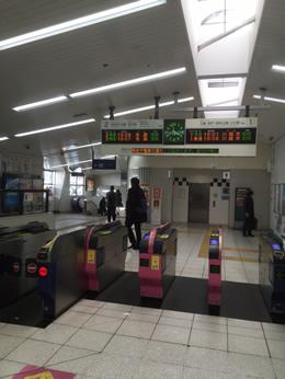 CROSSBOOKS 上福岡への行き方1