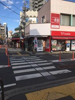 上福岡店への行き方1