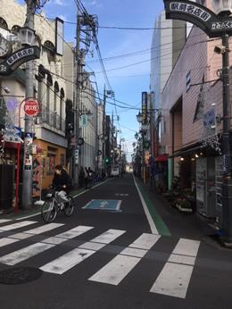 上福岡店への行き方2