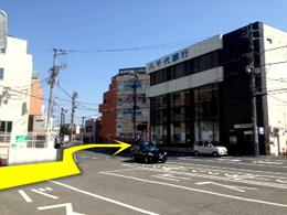長津田店への行き方2
