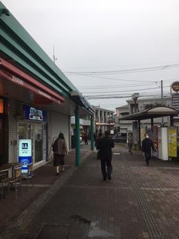 狭山ヶ丘店への行き方2