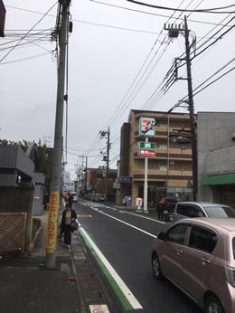 狭山ヶ丘店への行き方3