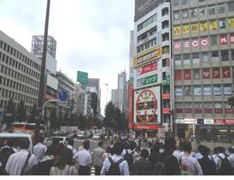 新宿南口店への行き方2