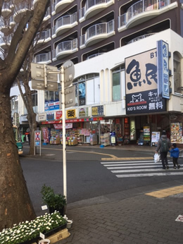 新所沢店への行き方2