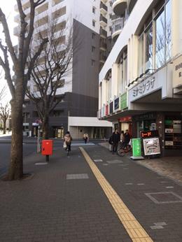 新所沢店への行き方3