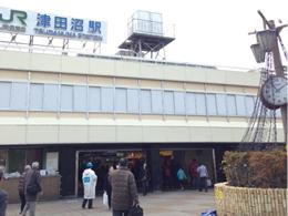 千葉津田沼店への行き方1