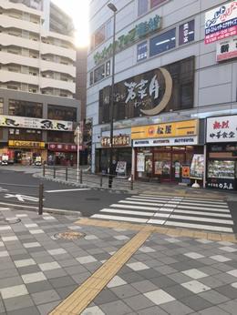 鶴瀬店への行き方1