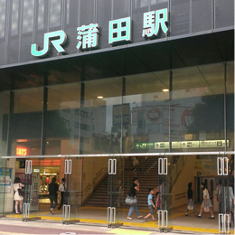 大森店への行き方1