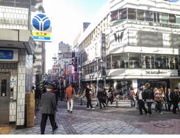 横浜西口店への行き方1