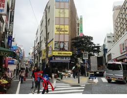 横浜西口店への行き方2