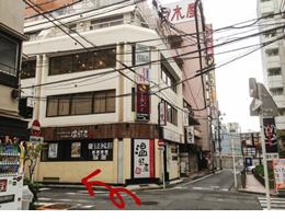 横浜西口店への行き方3